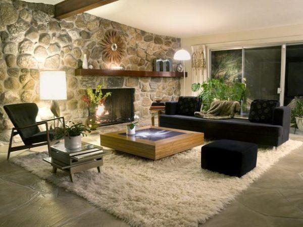 Decorative Stone Wall decorative stone wall : 24 awesome stone wall ideas - littlepieceofme
