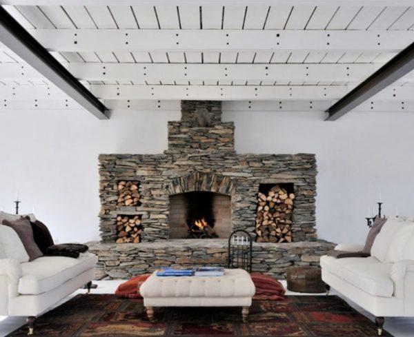 interior stone wall 2