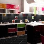 Modern Kitchen tiles – 14 kitchen tiles designs and ideas