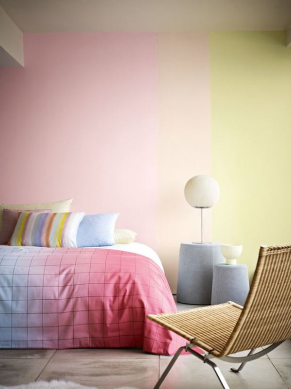 ombre wall paint 2