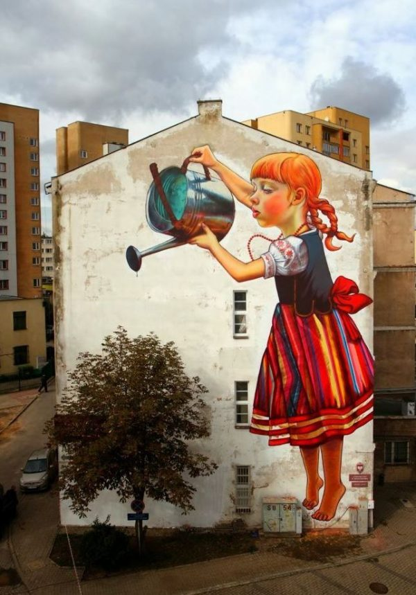 Urban street art 1