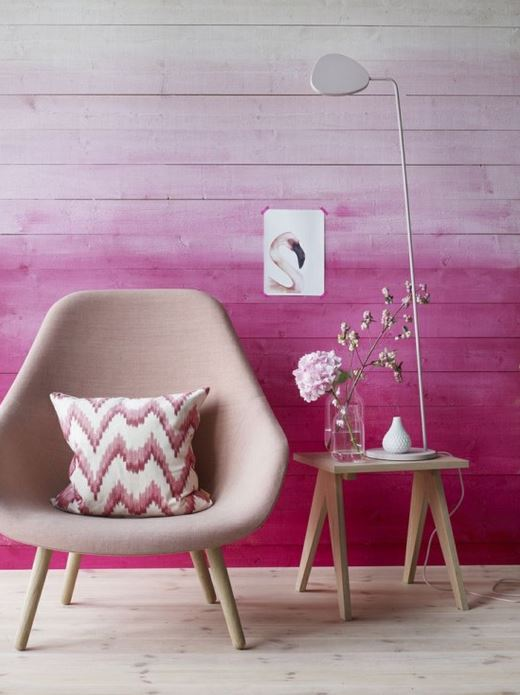ombre wall paint 11