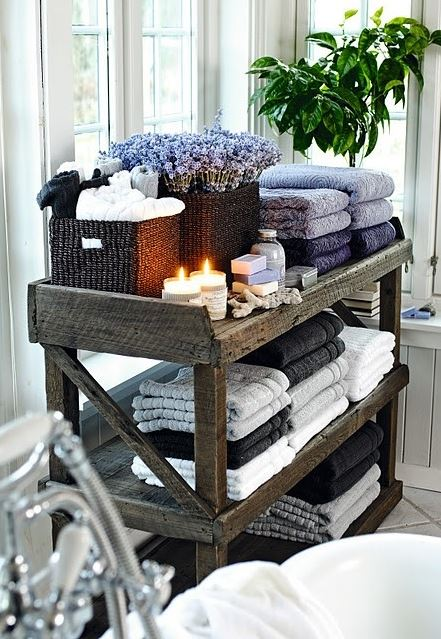 bathroom towel storage 10