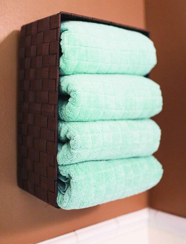 bath towel storage ideas 6