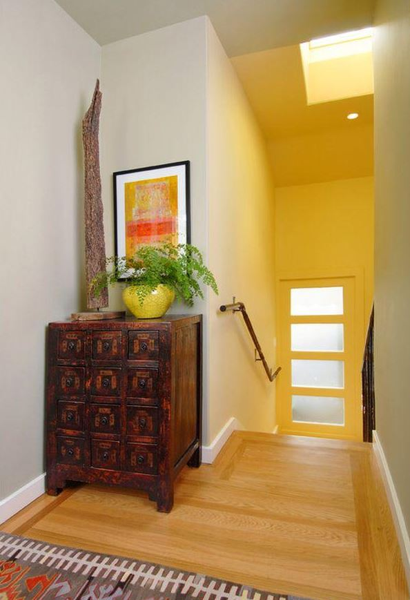Ombre wall paint ideas 5
