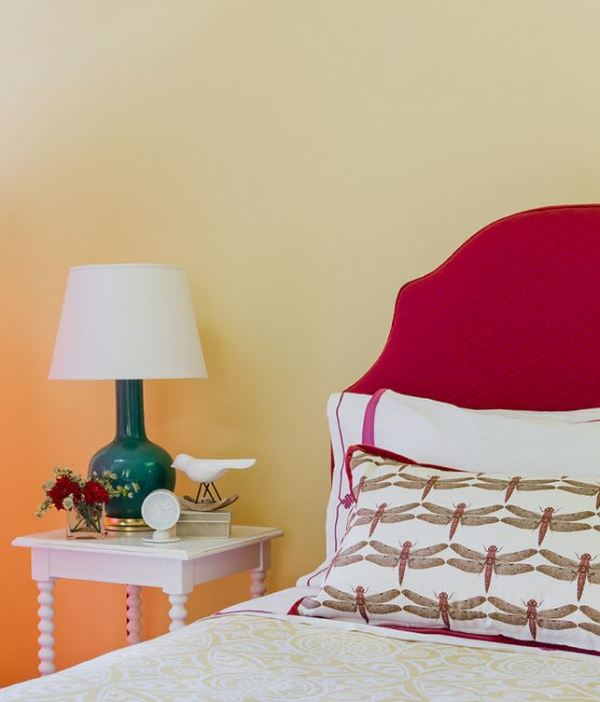 ombre wall paint 1