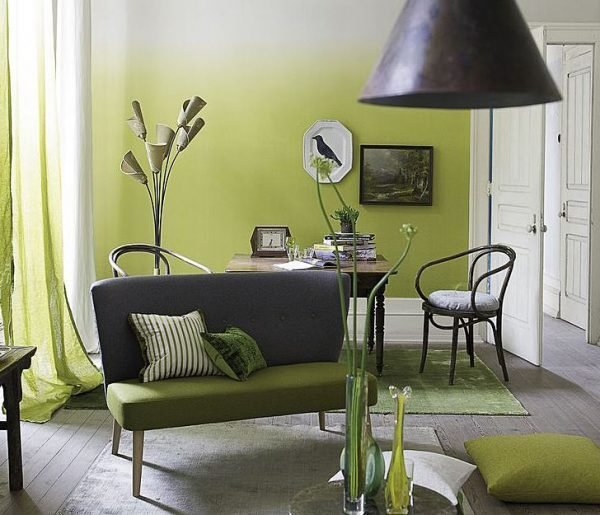 ombre wall paint 9