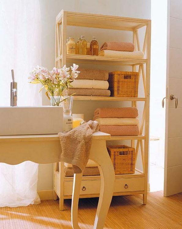 Organize Your Bathroom 25 Towel Storage Ideas Little