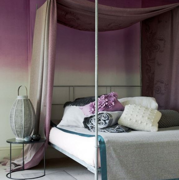 ombre wall paint 4