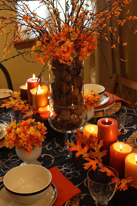 Autumn Home Decor 3