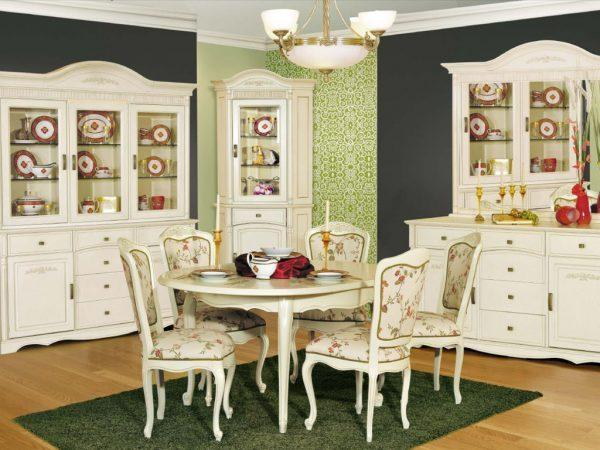 dining table and chairs 5