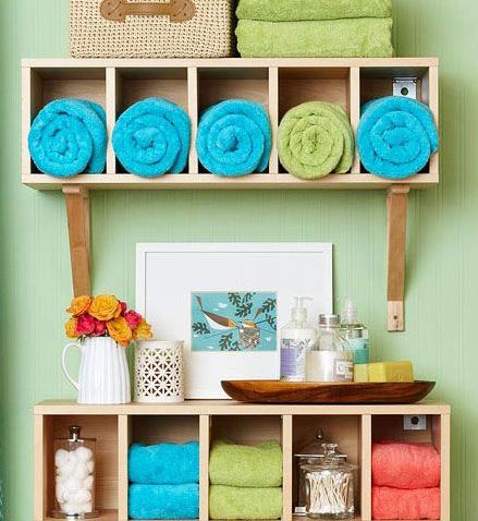 bathroom towel storage 7