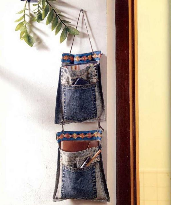 How To Repurpose Jeans 22 Recycle Jeans Projects