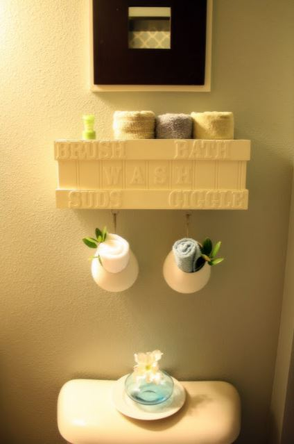 bath towel storage ideas 5
