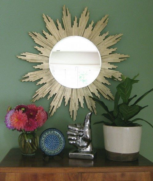 mirror on wall ideas 2