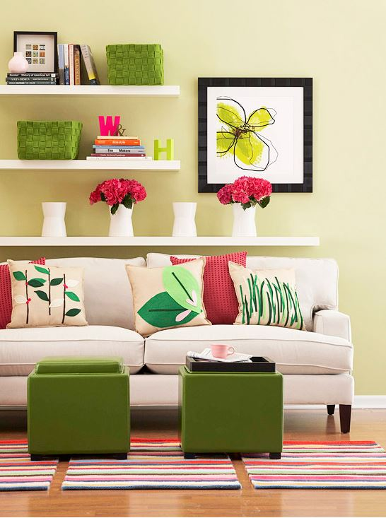 colorful home decor 2