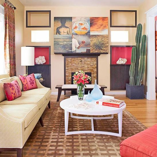 colorful home decor 4