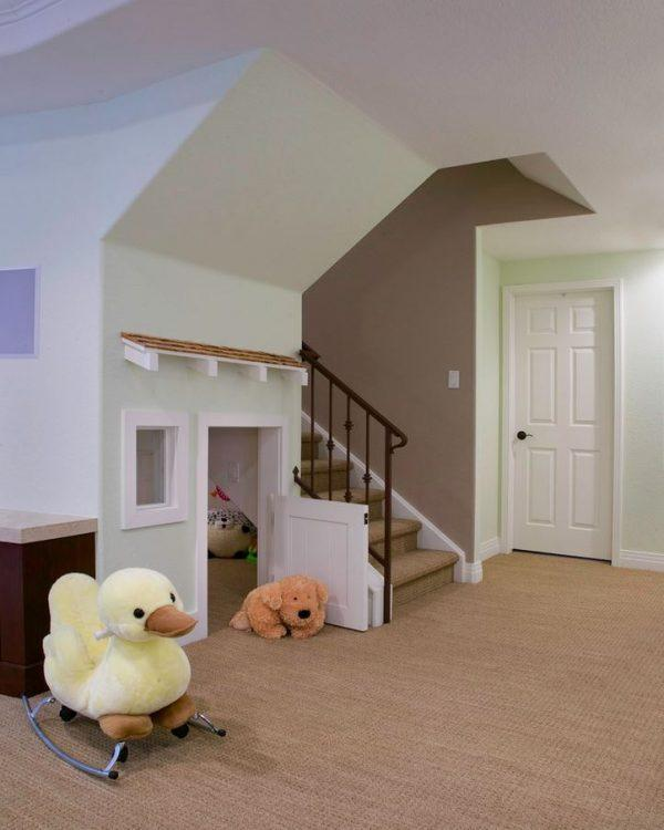 20 Cool Basements Pictures