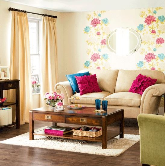 colorful home decor 3