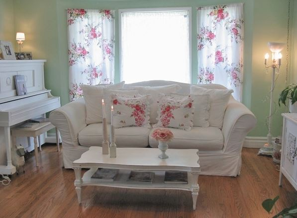 Shabby Chic Decorating Ideas