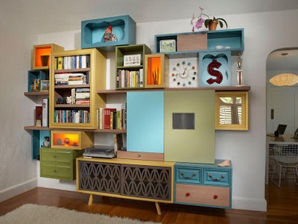 colorful home decor 9