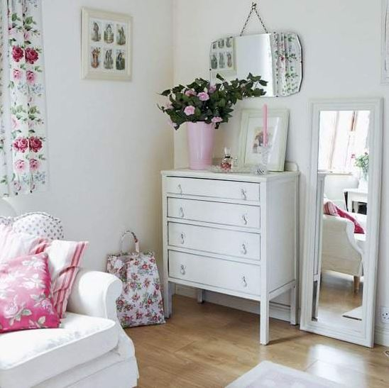 Shabby chic decorating ideas on a budget - Little Piece Of Me
