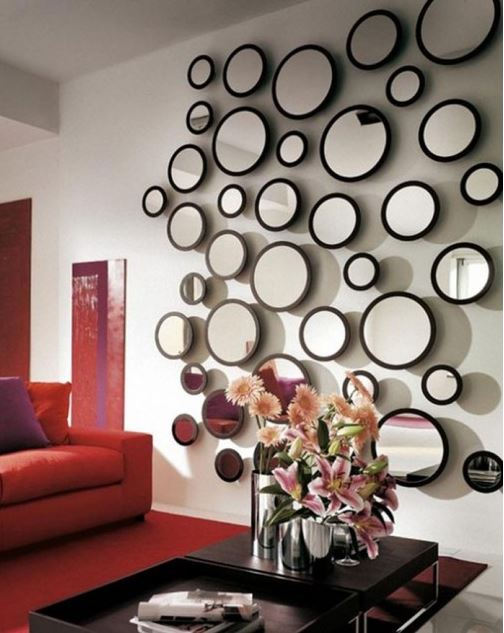 mirror wall decor 2
