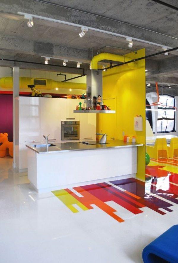 colorful home decor 6
