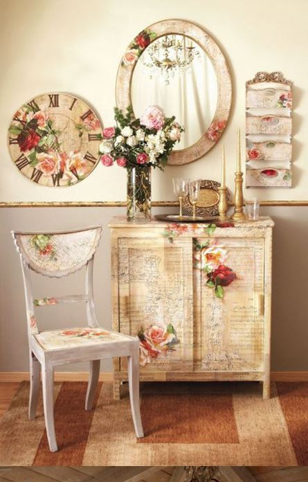 Shabby chic decorating ideas on a budget little piece of me for Cheap chic home decor