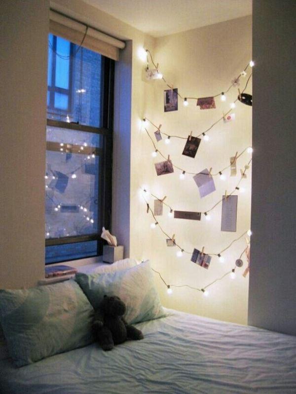 christmas card display craft
