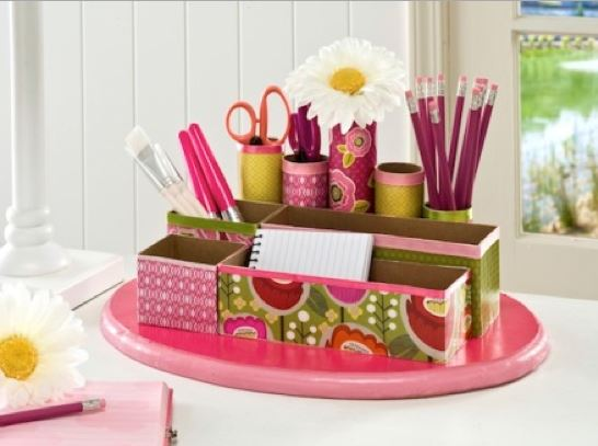 shoe box craft ideas