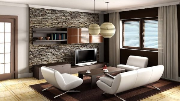 ultra modern living room 4