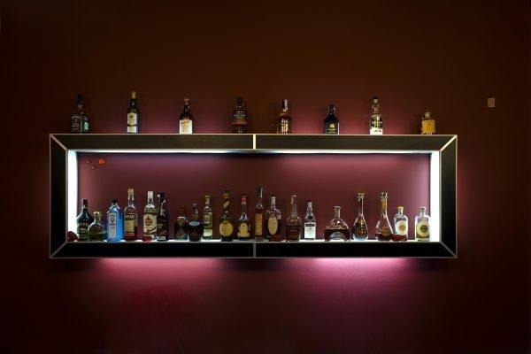 mini bar design for home