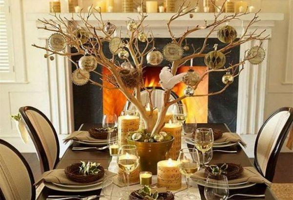 christmas table ideas 1