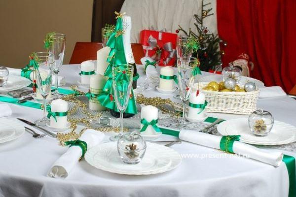 christmas table decor 4