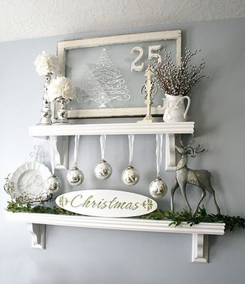 Cheap Christmas decorating ideas 5