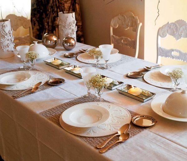 christmas table decor 2