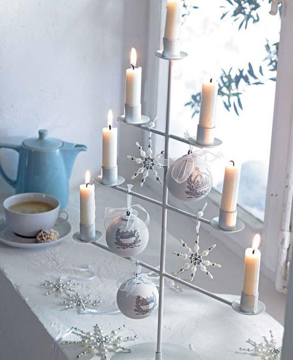 vintage christmas decor 1