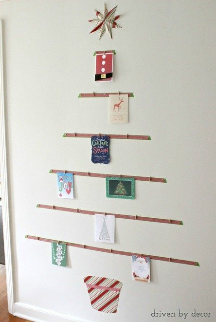 diy greeting card display 1