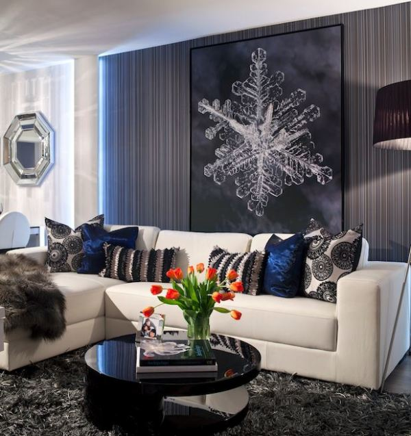 give warmth to home with color and decor trends 2015