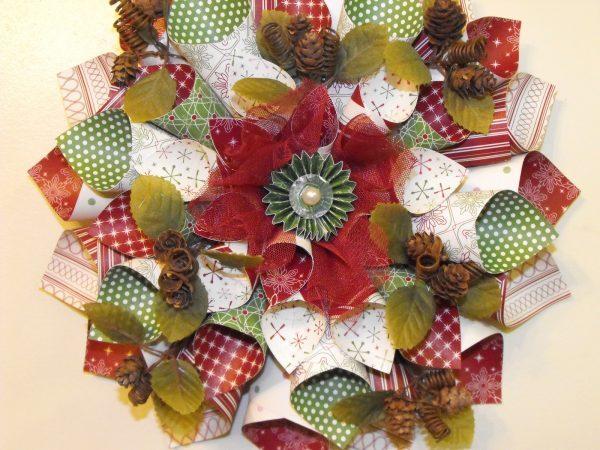How To Make A Christmas Wreaths