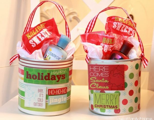DIY Christmas gift ideas 4