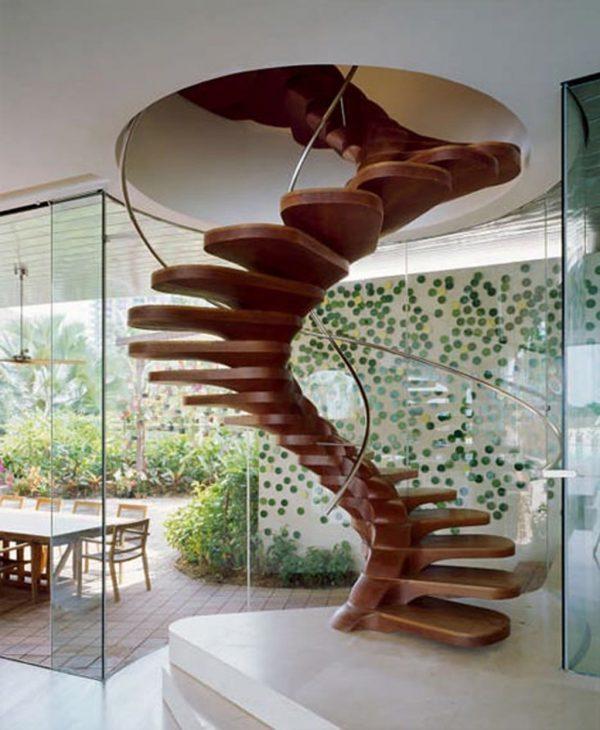 Modern-Spiral-Staircase-Design