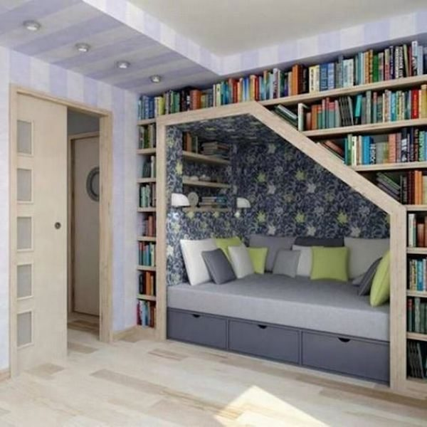 book-storage-and-bed