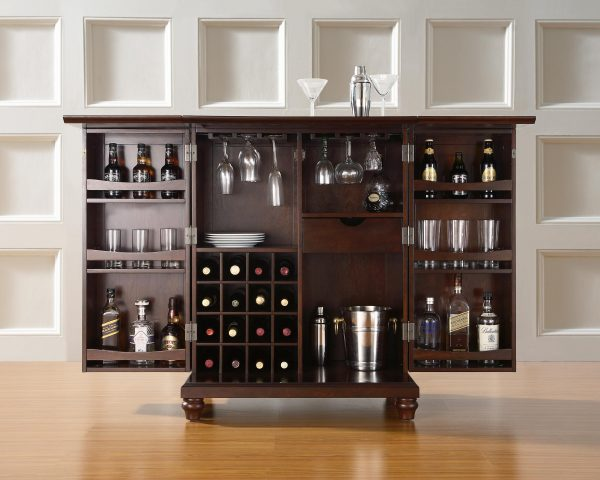 Creative home mini bar ideas little piece of me - Mini bar in house ...