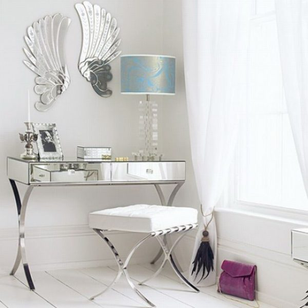 Modern dressing table design ideas little piece of me for Table dance near me