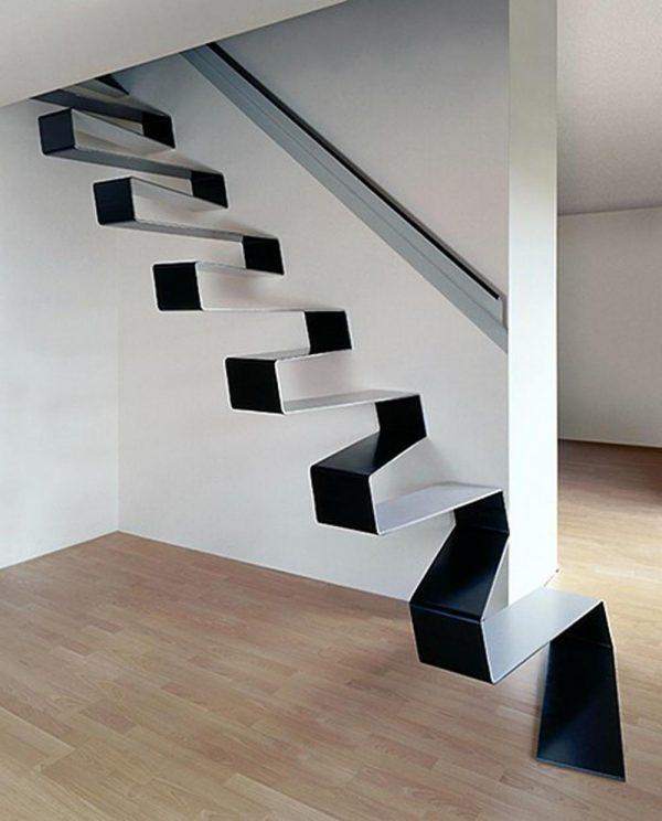 Staircase Decorating Ideas With Modern Design: Modern Staircase Design Ideas