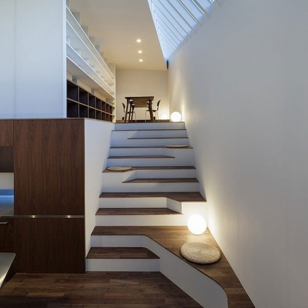 modern-staircase is-complex-work-of-art
