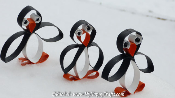 penguins-made-of-toilet-paper-roll