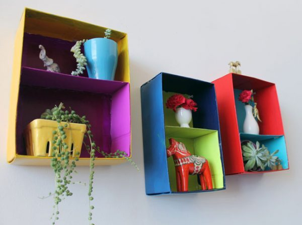 diy projects with shoe boxes